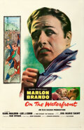 """Movie Posters:Academy Award Winners, On the Waterfront (Columbia, 1954). One Sheet (27""""..."""