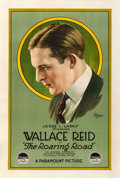 "Movie Posters:Drama, The Roaring Road (Paramount, 1919). One Sheet (28"" X 41.75"").. ..."
