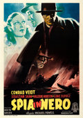 Movie Posters:Thriller, The Spy in Black (Minerva, 1946). First Post-War R...
