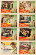 "Movie Posters:Fantasy, It's a Wonderful Life (RKO, 1946). Lobby Card Set of 8 (11"" X14"").. ... (Total: 8 Items)"