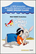 "Movie Posters:Animation, The Small One (Buena Vista, 1978). One Sheet (27"" X 41"").Animation.. ..."
