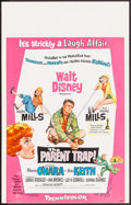 "Movie Posters:Comedy, The Parent Trap (Buena Vista, 1961/R-1968). Very Fine. Window Cards (2) (14"" X 22"") Paul Wenzel Artwork. Comedy.. ... (Total: 2 Items)"