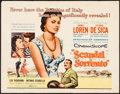"Movie Posters:Foreign, Scandal in Sorrento & Other Lot (DCA, 1957). Half Sheets (2) (22"" X 28""). Foreign.. ... (Total: 2 Items)"