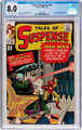 Tales of Suspense #50 (Marvel, 1964) CGC VF 8.0 Off-white to white pages