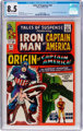 Tales of Suspense #63 (Marvel, 1965) CGC VF+ 8.5 Off-white to white pages