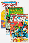 Modern Age (1980-Present):Miscellaneous, Marvel Modern Age Comics Group of 3 (Marvel, 1982-93) Condition: Average NM-.... (Total: 3 Comic Books)
