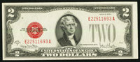 Fr. 1508 $2 1928G Legal Tender Note. Choice Crisp Uncirculated
