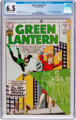 Green Lantern #7 (DC, 1961) CGC FN+ 6.5 Cream to off-white pages