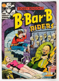 Golden Age (1938-1955):Horror, Bobby Benson's B-Bar-B Riders #14 (Magazine Enterprises, 1952)Condition: Apparent VG/FN....