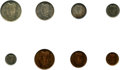 Ireland, Ireland: Free State 8-Piece ANACS-Certified Proof Set 1928,... (Total: 8 coins)