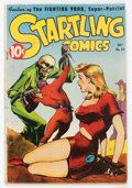 Golden Age (1938-1955):Science Fiction, Startling Comics #46 (Better Publications, 1947) Condition: GD+....