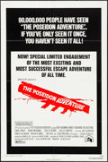 "Movie Posters:Action, The Poseidon Adventure & Other Lot (20th Century Fox, 1972).One Sheet (27"" X 41"") Style B & Half Sheet (22"" X 28"") .Action... (Total: 2 Items)"