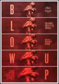"""Movie Posters:Thriller, Blow-Up (Warner Brothers, R-2016). French Poster (16.5"""" X 23.5"""").Thriller.. ..."""