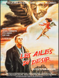 """Movie Posters:Fantasy, Wings of Desire & Other Lot (Argos Films, 1988). French Petite(15.5"""" X 21"""") & French Poster (27.25"""" X 39.25""""). Fantasy.. ...(Total: 2 Items)"""
