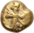 Ancients:Greek, Ancients: ACHAEMENID PERSIA. Time of Darius I to Xerxes II (485-420BC). AV daric (8.23 gm). Fine....