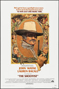 "Movie Posters:Western, The Shootist (Paramount, 1976). One Sheet (27"" X 41""). Western....."