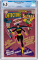 Detective Comics #359 (DC, 1967) CGC FN+ 6.5 Cream to off-white pages