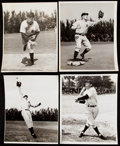 Baseball Collectibles:Photos, Vintage New York Yankees Photographs Lot of 7.. ...