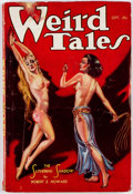 Pulps:Horror, Weird Tales - September 1933 (Popular Fiction) Condition: GD....