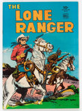 Golden Age (1938-1955):Western, Four Color #82 The Lone Ranger (Dell, 1945) Condition: VF+....