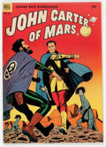 Golden Age (1938-1955):Science Fiction, Four Color #437 John Carter of Mars (Dell, 1952) Condition: VF....