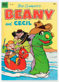 Golden Age (1938-1955):Cartoon Character, Four Color #448 Beany and Cecil (Dell, 1953) Condition: VF+....