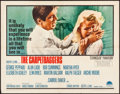 "Movie Posters:Drama, The Carpetbaggers (Paramount, 1964). Half Sheet (22"" X 28"") &Lobby Card Set of 8 (11"" X 14""). Drama.. ... (Total: 9 Items)"