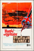 """Movie Posters:War, Battle of Britain & Others Lot (United Artists, 1969). OneSheets (3) (27"""" X 41""""). War.. ... (Total: 3 Items)"""