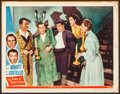 """Movie Posters:Comedy, The Time of Their Lives (Universal, 1946). Lobby Card (11"""" X 14"""").Comedy.. ..."""