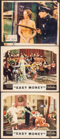 """Movie Posters:Crime, Hell Bound & Other Lot (Tiffany Productions, 1931). Lobby Cards(3) (11"""" X 14""""). Crime.. ... (Total: 3 Items)"""