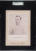 Baseball Cards:Singles (Pre-1930), 1902-11 W600 Sporting Life Robert Wallace (Type 1) SGC 70 EX+ 5.5....