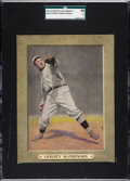 Baseball Cards:Singles (Pre-1930), 1911 M110 Sporting Life Christy Mathewson SGC 60 EX 5 - Pop TwoWith None Higher. ...