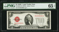 Fr. 1506 $2 1928E Legal Tender Note. PMG Gem Uncirculated 65 EPQ