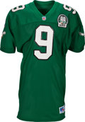 Football Collectibles:Uniforms, 1992 Jim McMahon Game Worn Philadelphia Eagles Jersey - Photo Matched to 11/8 Game vs. Raiders!. ...