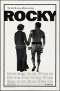 "Movie Posters:Academy Award Winners, Rocky (United Artists, 1977). One Sheet (27"" X 41"") & UncutPressbook (12 Pages, 11"" X 17""). Academy Award Winners.. ...(Total: 2 Items)"