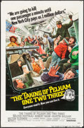 "Movie Posters:Crime, The Taking of Pelham One Two Three & Others Lot (UnitedArtists, 1974). One Sheets (3) (27"" X 41""). Crime.. ... (Total: 3Items)"
