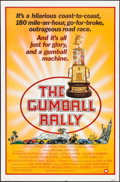 "Movie Posters:Comedy, The Gumball Rally & Other Lot (Warner Brothers, 1976). OneSheets (2) (27"" X 41""). Comedy.. ... (Total: 2 Items)"