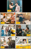 "Movie Posters:Crime, Taxi Driver (Columbia, 1976). Lobby Cards (7) (11"" X 14""). Crime..... (Total: 7 Items)"