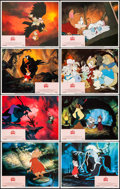 "Movie Posters:Animation, The Secret of NIMH (MGM/UA, 1982). Lobby Card Set of 8 (11"" X 14""). Animation.. ... (Total: 8 Items)"