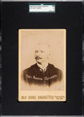 Baseball Cards:Singles (Pre-1930), 1888-89 N173 Old Judge Cabinet Capt. Anson SGC 60 EX 5. ...