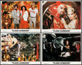 "Movie Posters:Science Fiction, Flash Gordon (Universal, 1980). Mini Lobby Card Set of 4 &Photos (22) (8"" X 10""). Science Fiction.. ... (Total: 26 Items)"