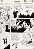 Original Comic Art:Panel Pages, Murphy Anderson Showcase #55 Story Page 14 Green Lantern and Doctor Fate Original Art (DC, 1965)....