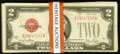 Fr. 1508 $2 1928G Legal Tender Notes. Fifty Examples. Very Good-Fine or Better