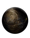 Lapidary Art:Eggs and Spheres, Obsidian Sphere. Mexico. 4.00 inches (10.16 cm) in diameter....