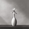 Photographs, Robert Mapplethorpe (American, 1946-1989). Orchid, 1982. Gelatin silver. 15-1/8 x 15-1/8 inches (38.4 x 38.4 cm). Signed...
