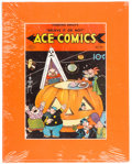 Golden Age (1938-1955):Miscellaneous, Golden Age Comic Book Covers Group of 6 (1937-40).... (Total: 6 Items)
