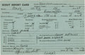 Baseball Collectibles:Others, 1950 Willie Mays Scouting Report.. ...