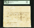 Colonial Notes, Connecticut Pay Table Office £200 June 2, 1780 PCGS Very Fine 35.....