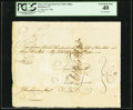 Colonial Notes:Connecticut, Connecticut Pay Table Office £3 June 16, 1780 PCGS Extremely Fine 40.. ...