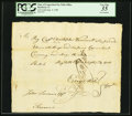 Colonial Notes, Connecticut Pay Table Office £6.11s.6d Sep. 4, 1780 PCGS Very Fine35.. ...